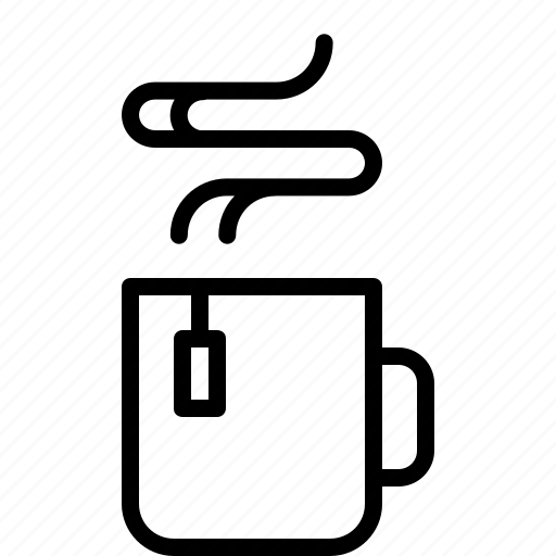 coffee, cup, drink, hot, mug, office, refreshment icon