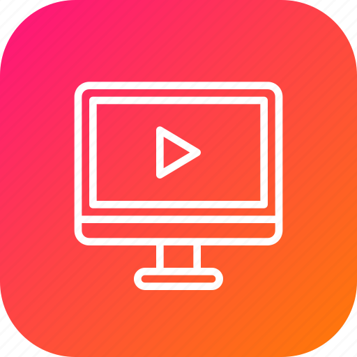 computer, music, office, pc, refresh, stuff, video icon