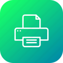 machine, office, paper, print, printing, stuff icon