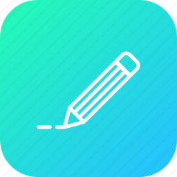 note, office, pen, pencile, stationary, stuff, write icon