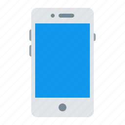 call, communication, device, mobile, office, phpone, stuff icon