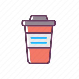 coffee, cup, drink, glass, mug, refresh, stuff icon