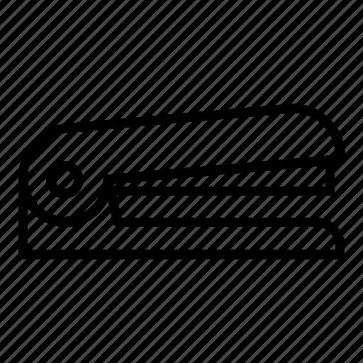 clip, office, paper, staple, stapler icon