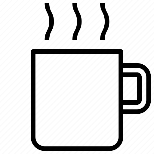 bevegare, coffee, cup, hot, office, tea, work icon