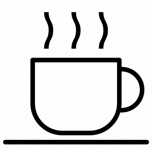 beverage, coffee, cup, hot, office, tea, work icon