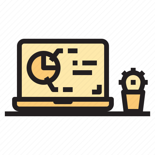 business, office, report, tool, workspace icon