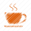 break, tea icon