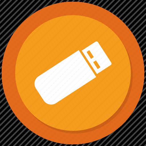 drive, flash, pendrive, us icon