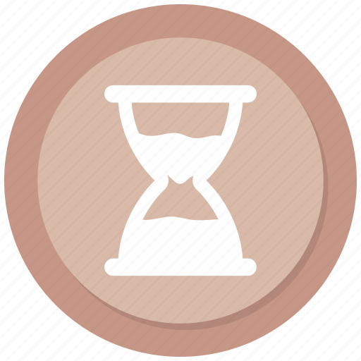 Sand, watch, sandwatch, time icon