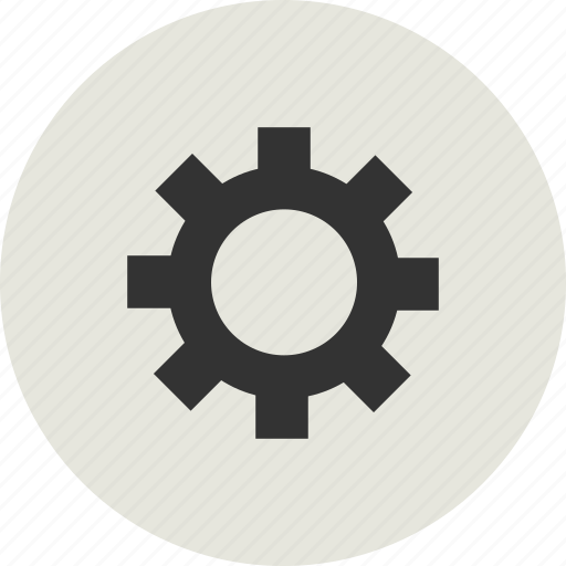 config, configuration, gear, preferences, setting icon