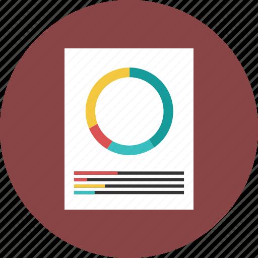 analysis, analytics, diagram, graph, report icon
