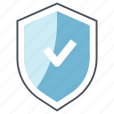 activate, firewall, office, protection, safety, shield, work icon