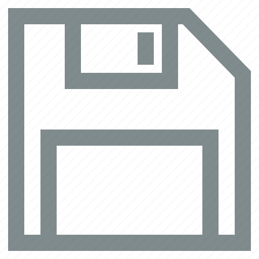 digital, download, file, floppy, guardar, save, storage icon