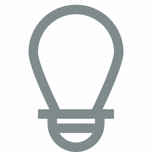 bulb, electric, electricity, energy, idea, light icon