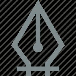 design, draw, graphic, pen, tool icon