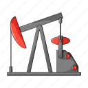 equipment, oil, production, pump, well