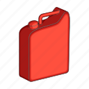 canister, capacity, container, equipment, gasoline icon