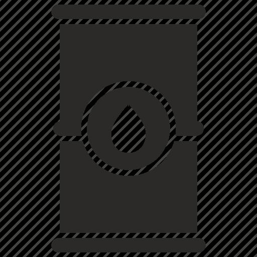 barrel, benzol, fuel, gas, oil icon