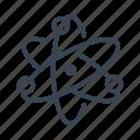 atome, molecule, research, science