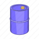 barrel, cartoon, gas, gasoline, oil, pump, sign icon