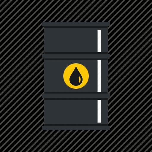 barrel, drum, energy, fuel, gasoline, oil, power icon