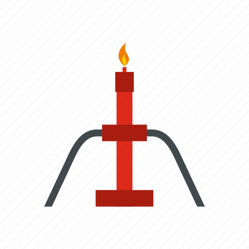 energy, fire, flame, gas, industry, oil, smoke icon