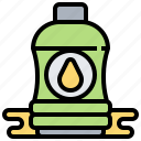 bunker, crude, fuels, furnace, oil icon