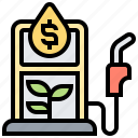 business, market, oil, price, trade icon