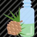 bottle, fir, food, oils icon