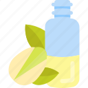 food, nut, oils, pistachios icon