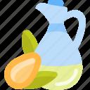 bottle, food, oils, seed