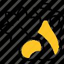 chestnut, bottle, food, oils icon