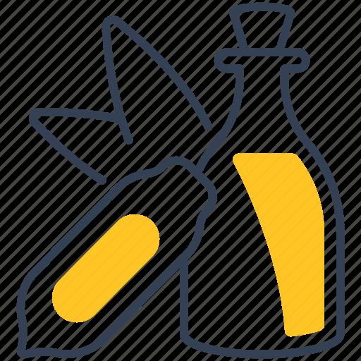 food, oil, sesame icon