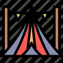 carnaval, german, october, oktoberfest, tent icon