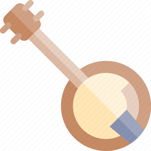 banjo, carnaval, german, october, oktoberfest icon