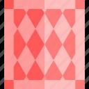 carnaval, german, napkin, october, oktoberfest icon