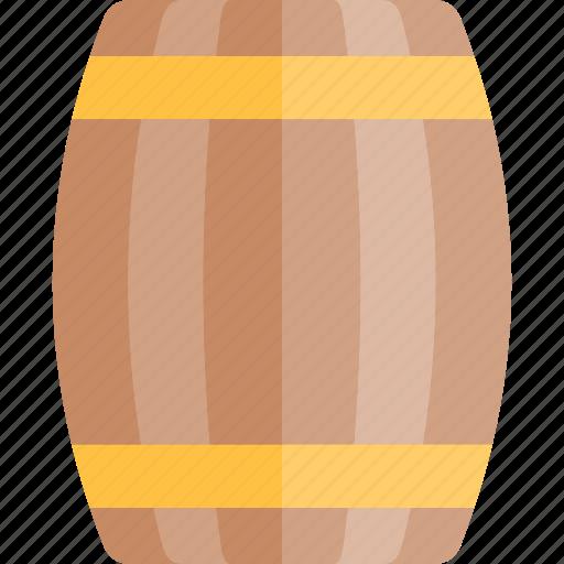 barrel, carnaval, german, october, oktoberfest icon