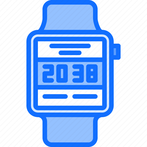 Appliance, device, digital, electronics, retro, watch icon - Download on Iconfinder