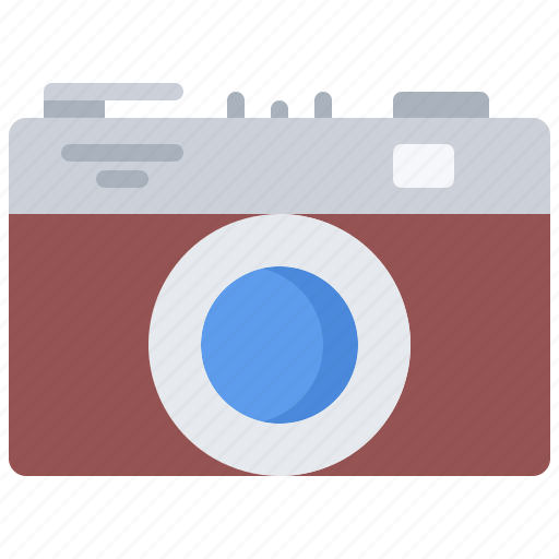 Appliance, camera, device, electronics, photo, retro icon - Download on Iconfinder