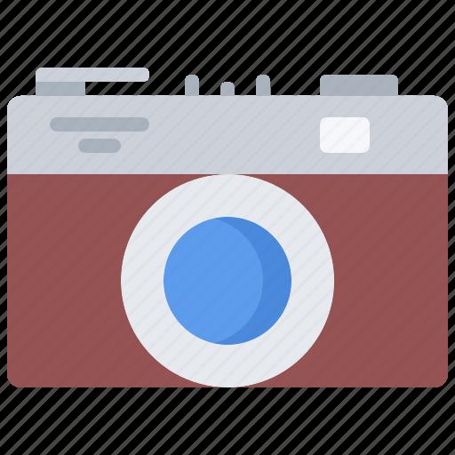 appliance, camera, device, electronics, photo, retro icon
