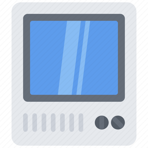 Appliance, device, electronics, retro, television, tv icon - Download on Iconfinder