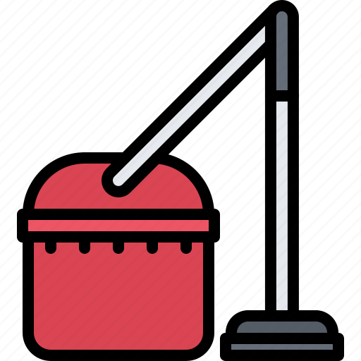 Appliance, cleaner, device, electronics, retro, vacuum icon - Download on Iconfinder