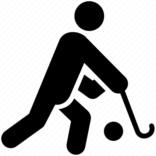 Field Hockey Hockey Olympic Game Olympic Sports Sports Logo Icon