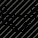 competition logo, olympics sports, rope game, tarik tambang, tug of war icon