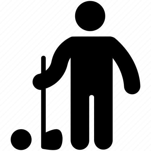 athlete, champion, golf player, olympian, stick figure icon
