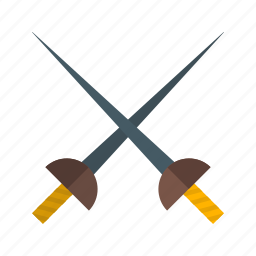 competition, fencing, mask, olympic, sport, sword, tournament icon