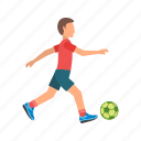 ball, championship, field, football, olympics, soccer, team icon