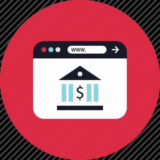 Bank, banking, dollar icon - Download on Iconfinder