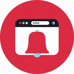 bell, class, schedule icon