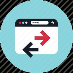 activity, data, internet icon